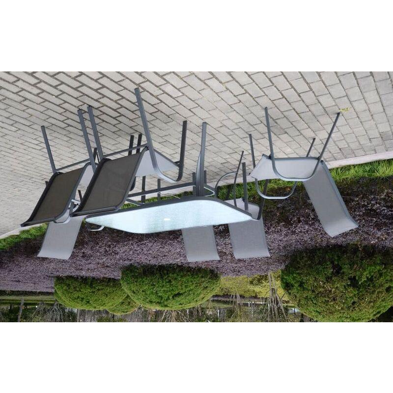 Комплект садовый Kingston (стол + 6 кресел) Фото 2