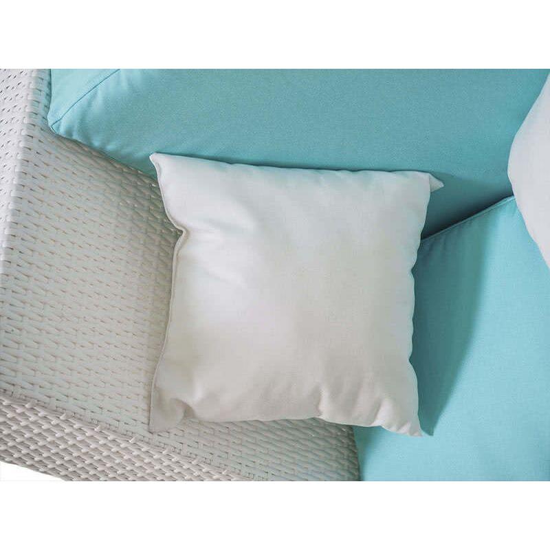 Лаунж зона Мерибель белая (+2 кресла) Фото 3