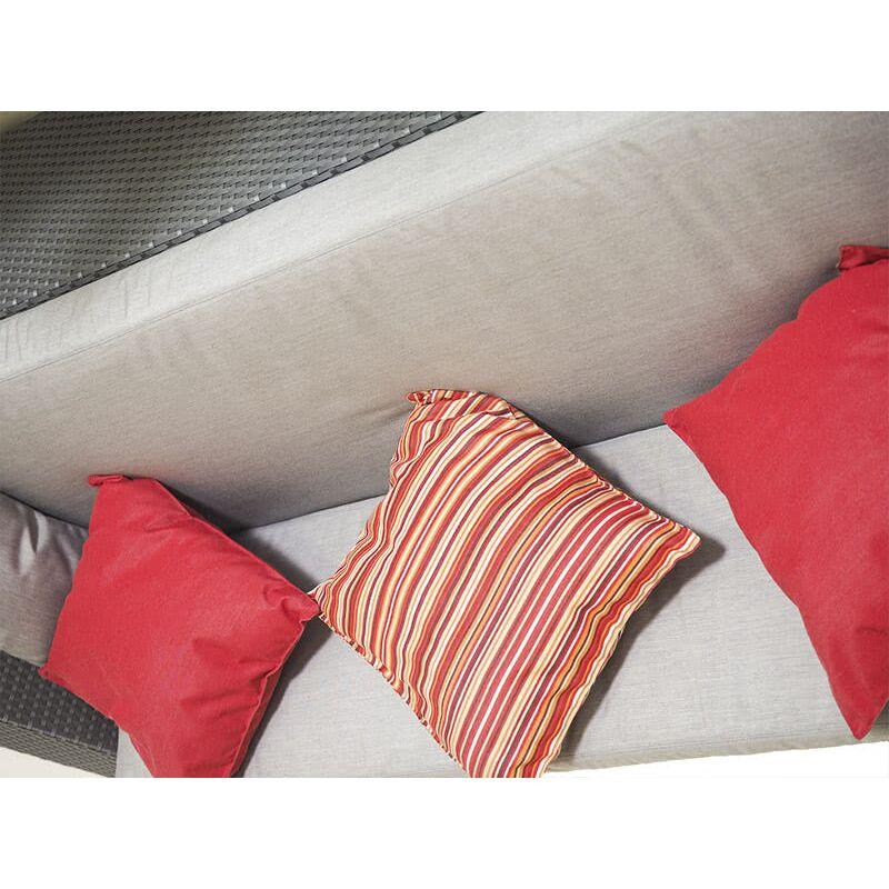 Комплект мебели для отдыха Мерибель серый Фото 3