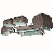 Комплект мебели для отдыха Трентино (+3-х местный диван)