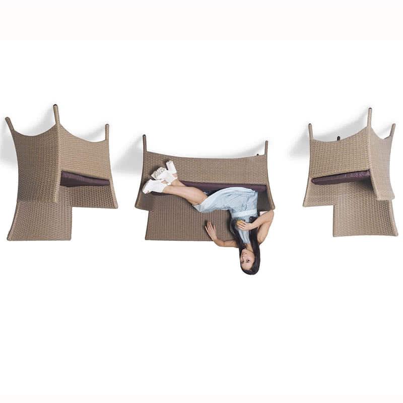 Комплект мебели для отдыха Капри бежевый Фото 2