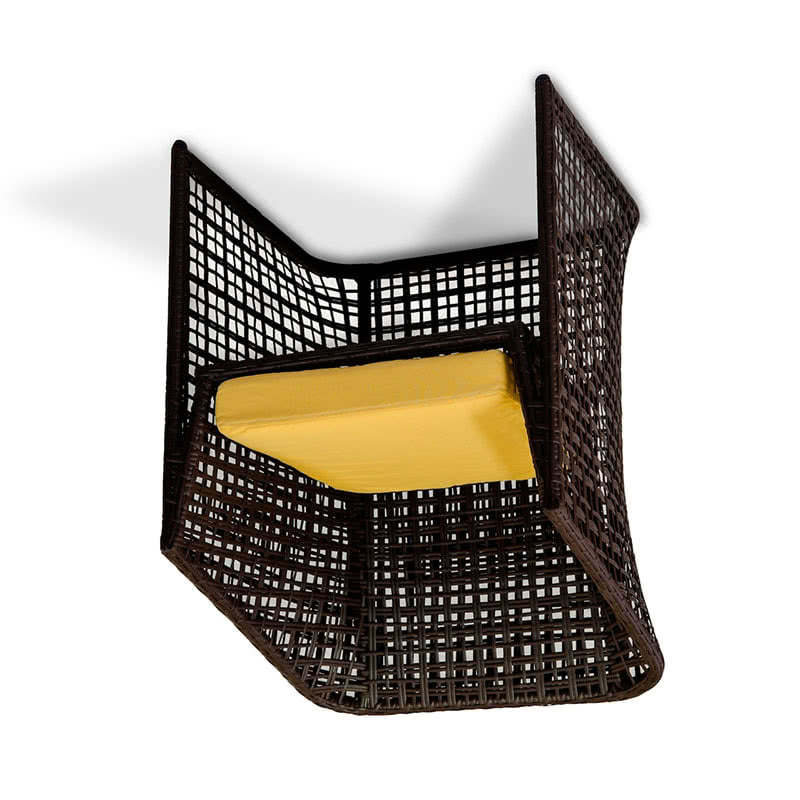 Кресло Луизиана из ротанга Фото 2
