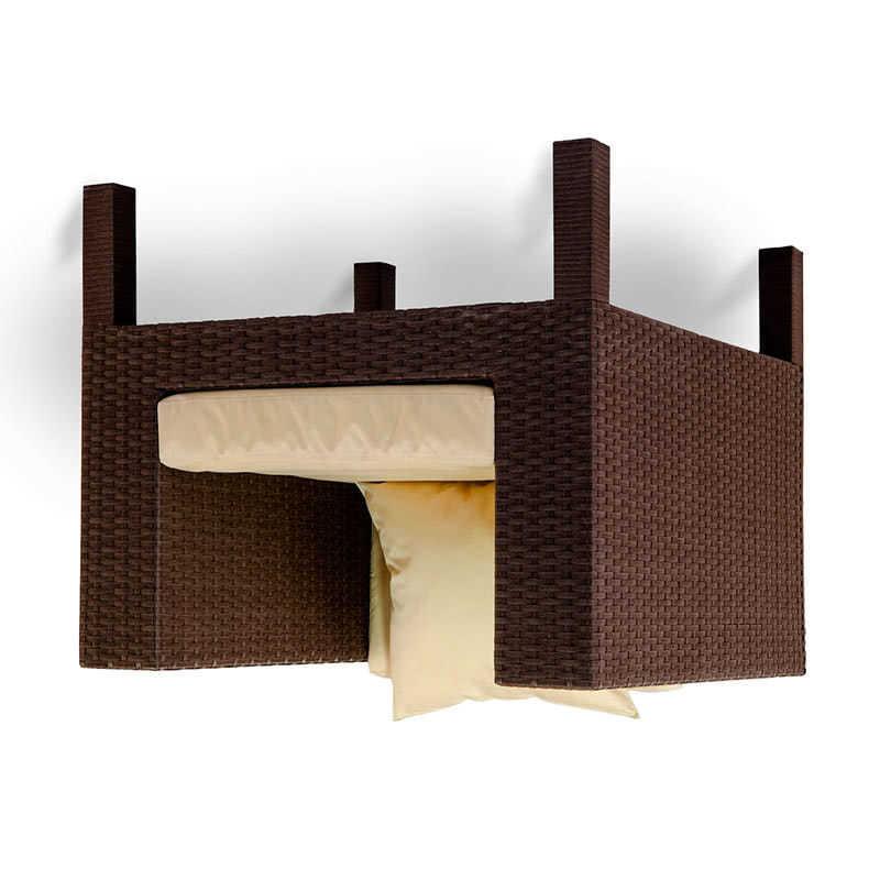 Кресло Вермонт из ротанга Фото 2