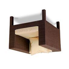 Кресло Вермонт из ротанга