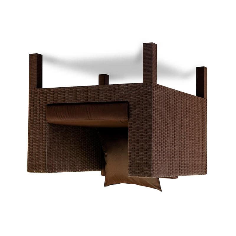Кресло Вермонт из ротанга Фото 3