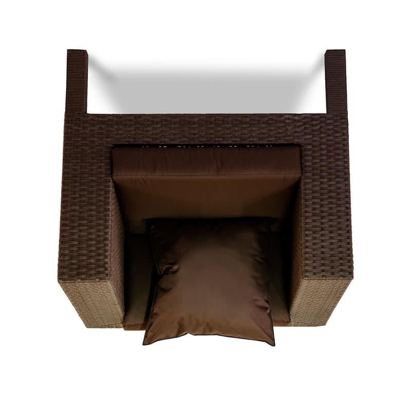 Кресло Вермонт из ротанга Фото 4