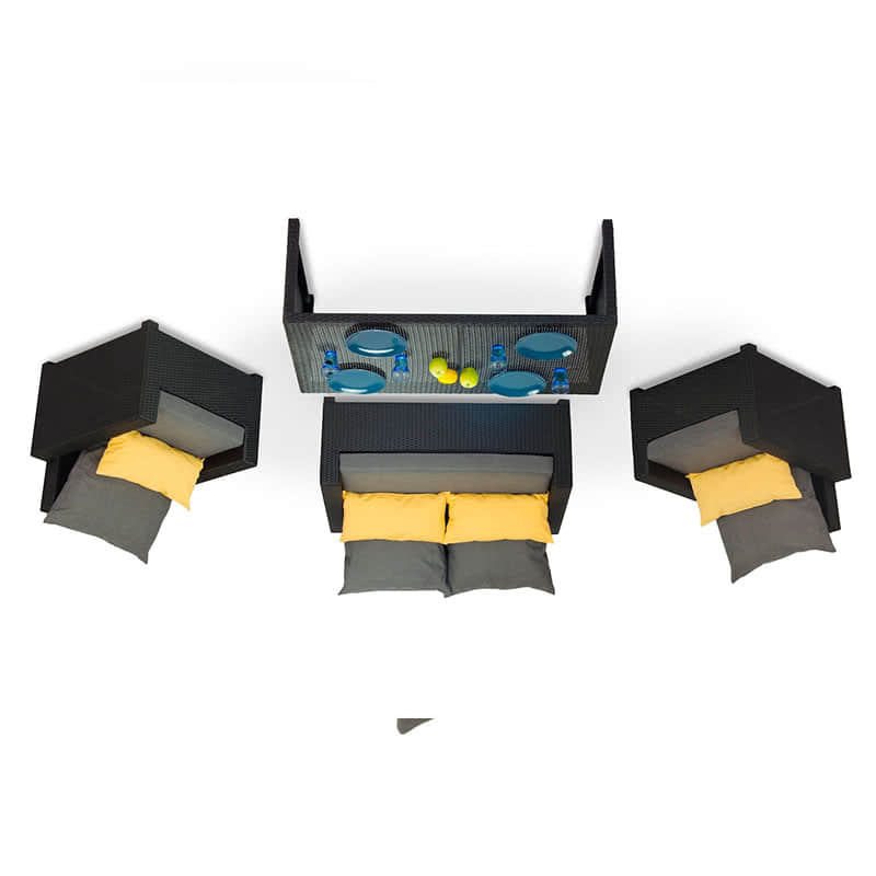 Кресло Фиджи из ротанга Фото 2