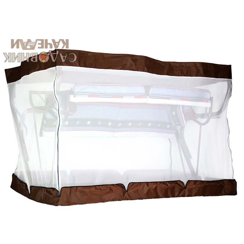 Чехол с москитной сеткой для качелей Дефа Люси Фото 3