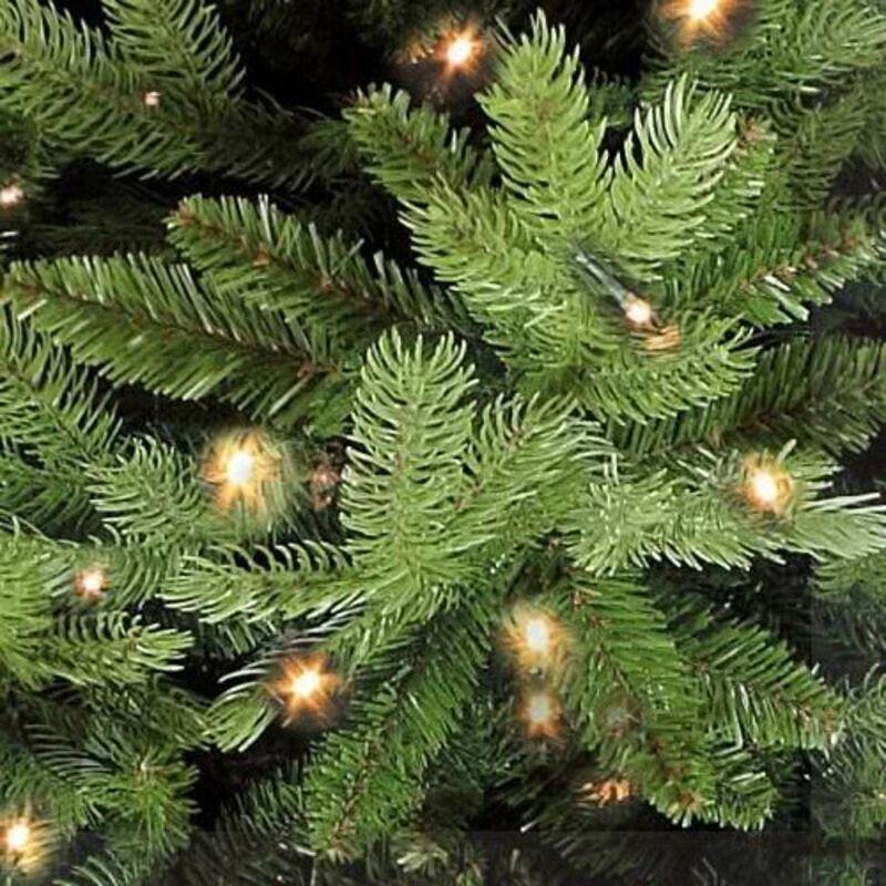 Сосна Triumph Tree Изумрудная 230 см с огоньками Фото 2